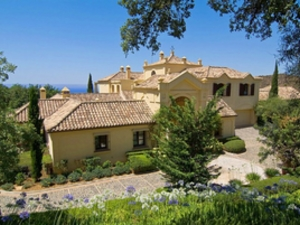 Luxury Country Villa for sale in Ojén