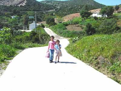 Casares countryside