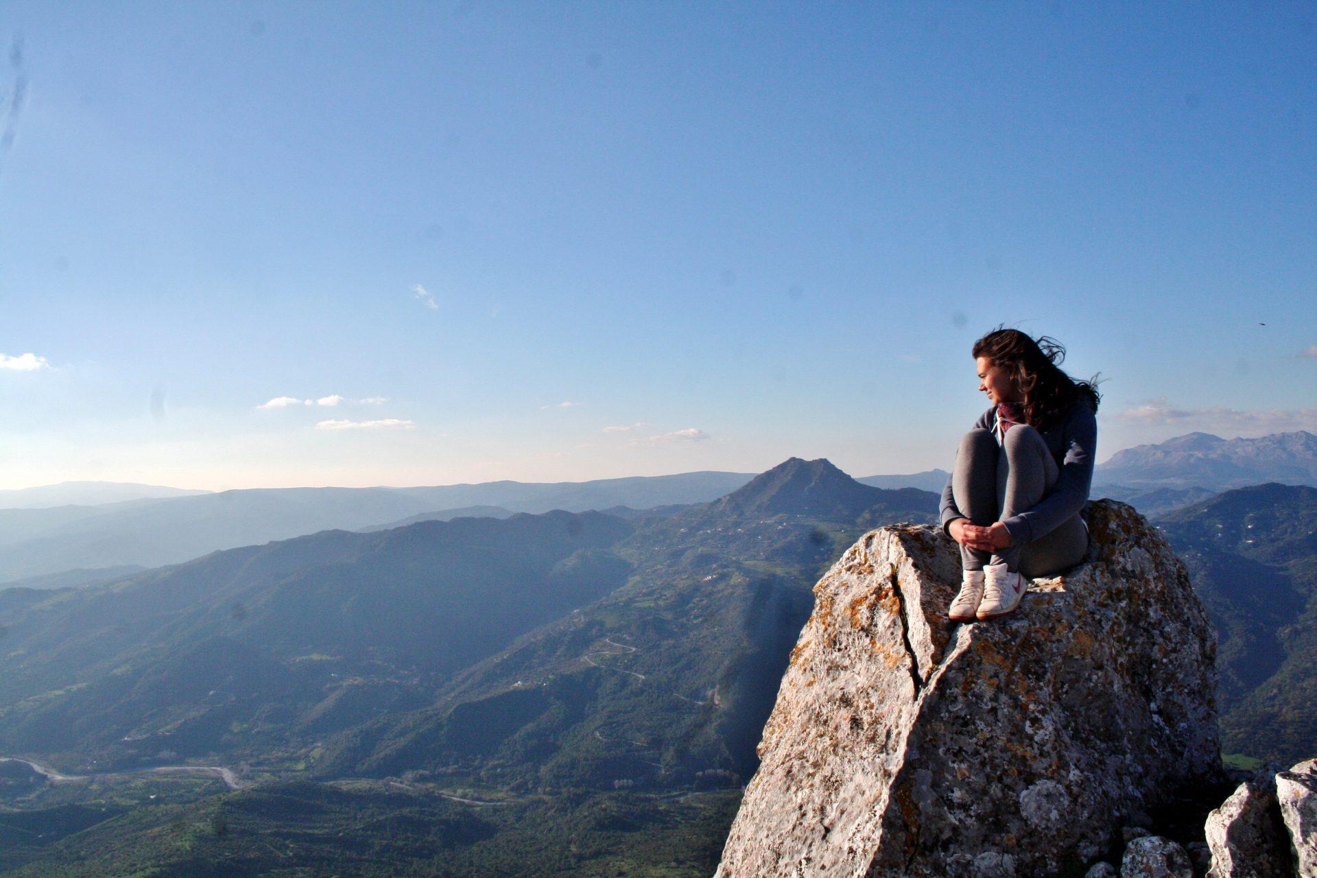 Views Sierra Crestellina Casares