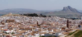 Andalusian town Antequera