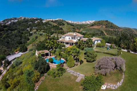 Luxury country estate Marbella