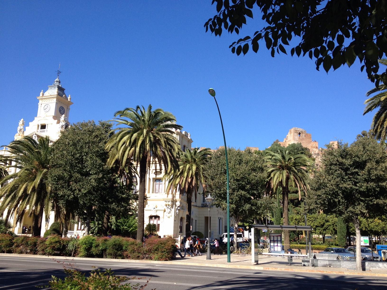 Malaga Andalucia Spain