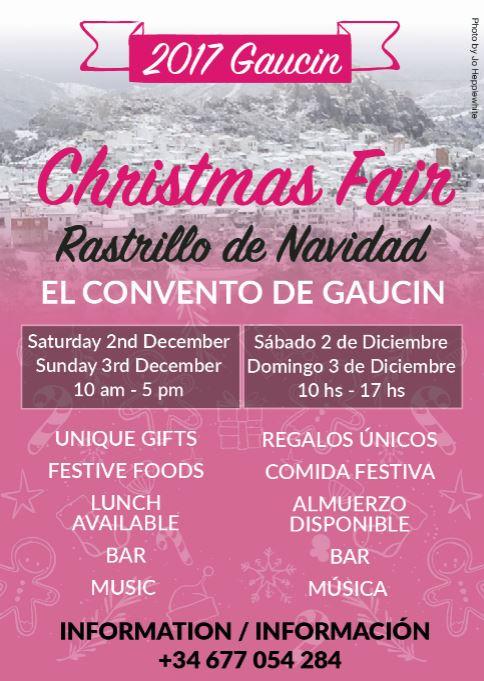 Christmas Fair Gaucin