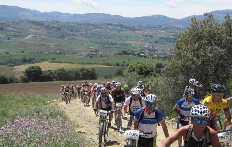 101 km of Ronda