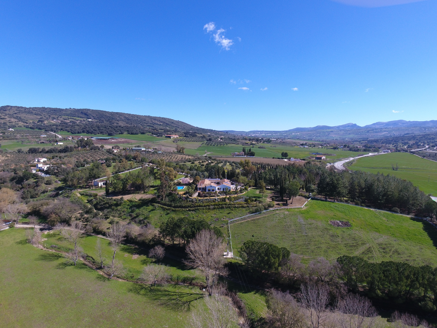 Equestrian property in Ronda