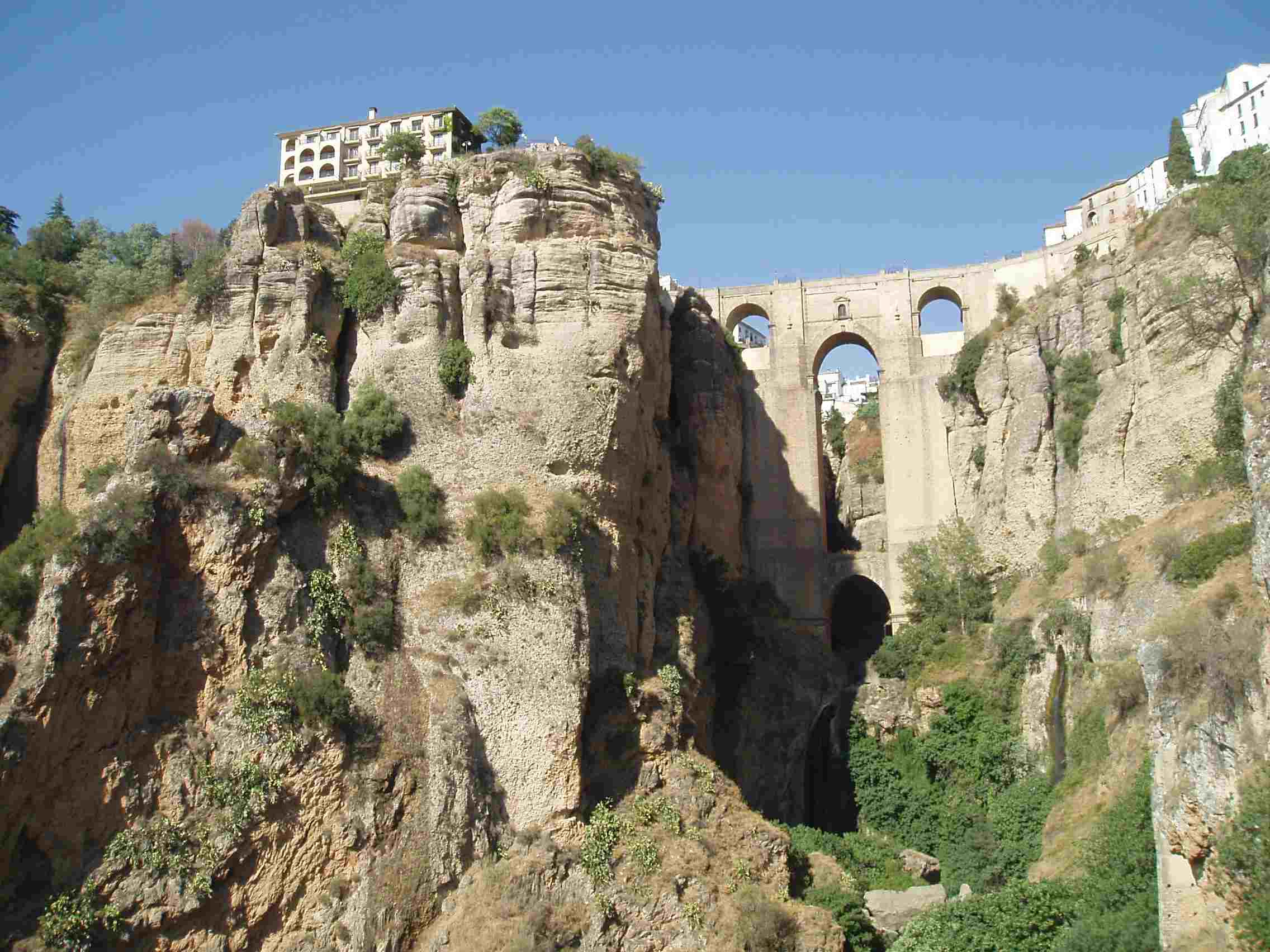 Information about Ronda