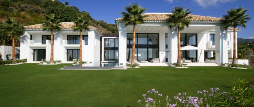 Luxury Country Villas, mansions For Sale in La Zagaleta, Benahavis, Marbella