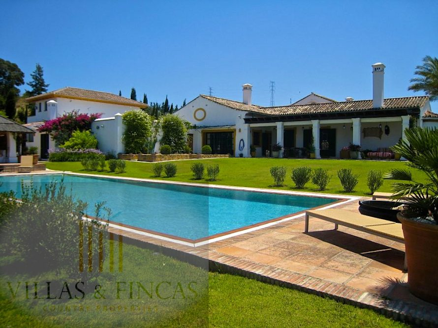 Luxury Country Villas near Sotogrande, Andalusia For sale