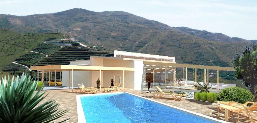 Eco Villa in Andalusia