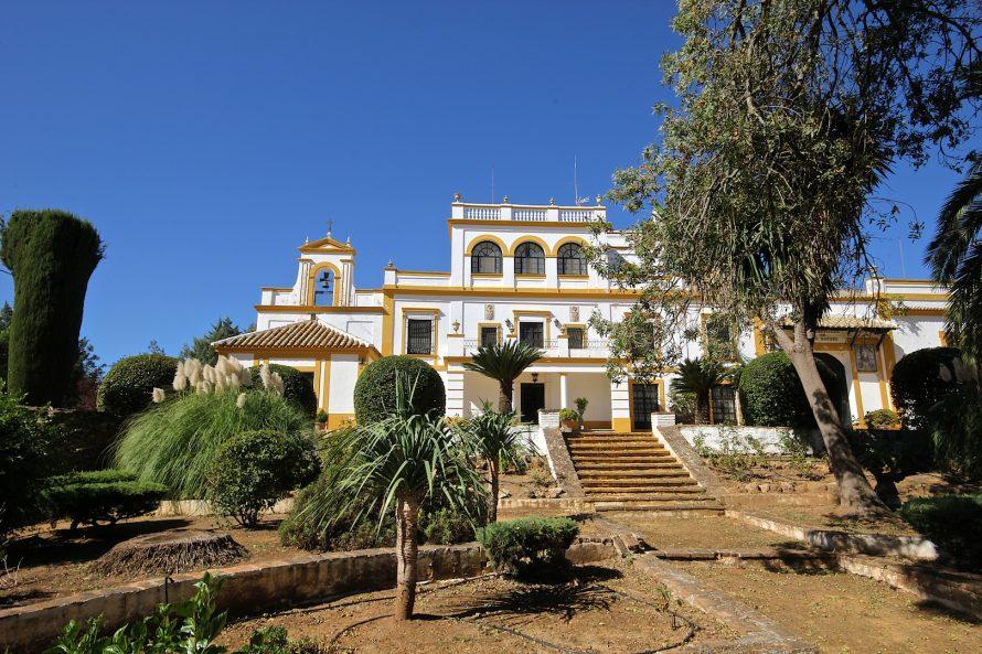 country estate hacienda sevilla