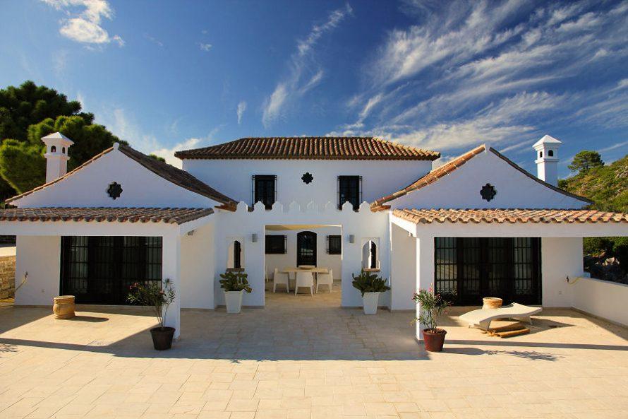 Unique luxury villa Casares