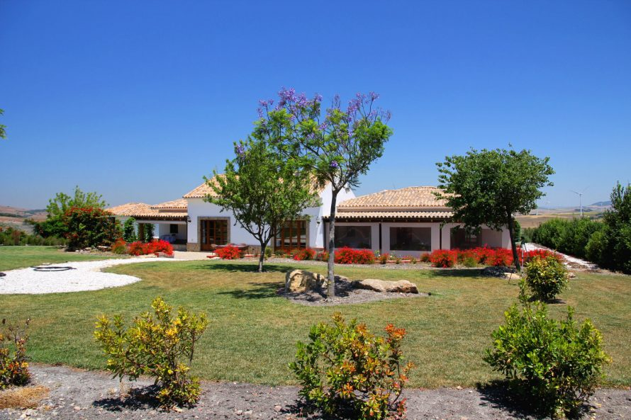 property wirth stables Costa de la Luz