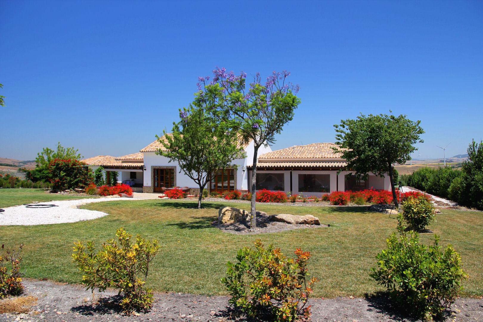property wirth stables Costa de la Luz