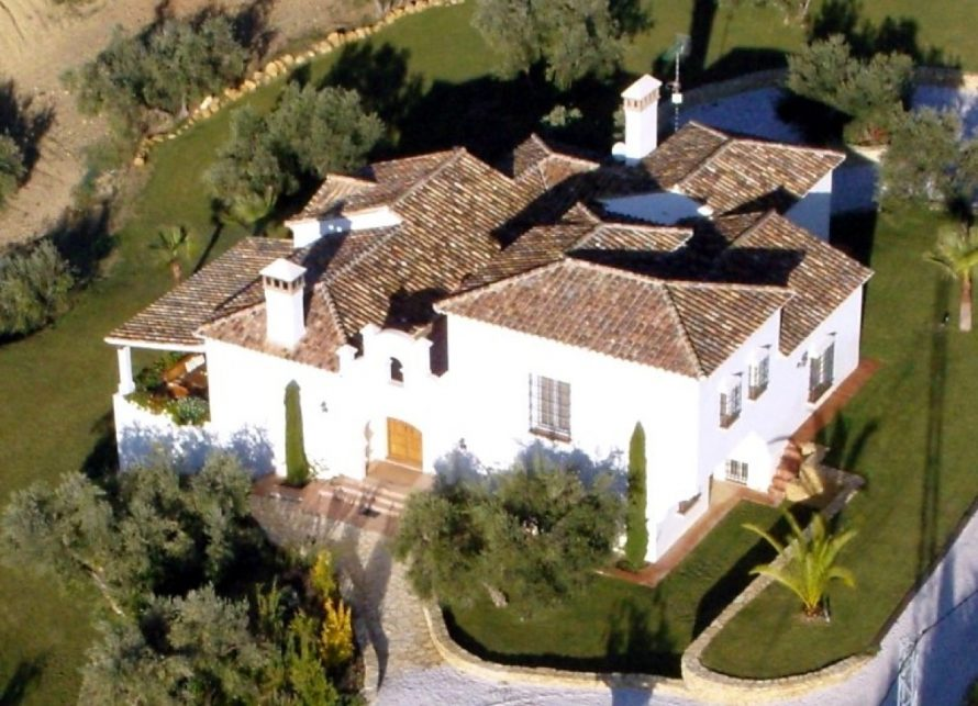 Country property for sale in Ronda