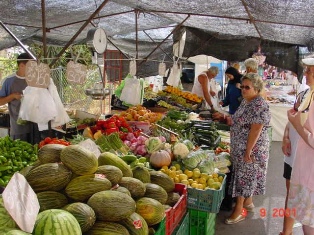 markt Andalusie