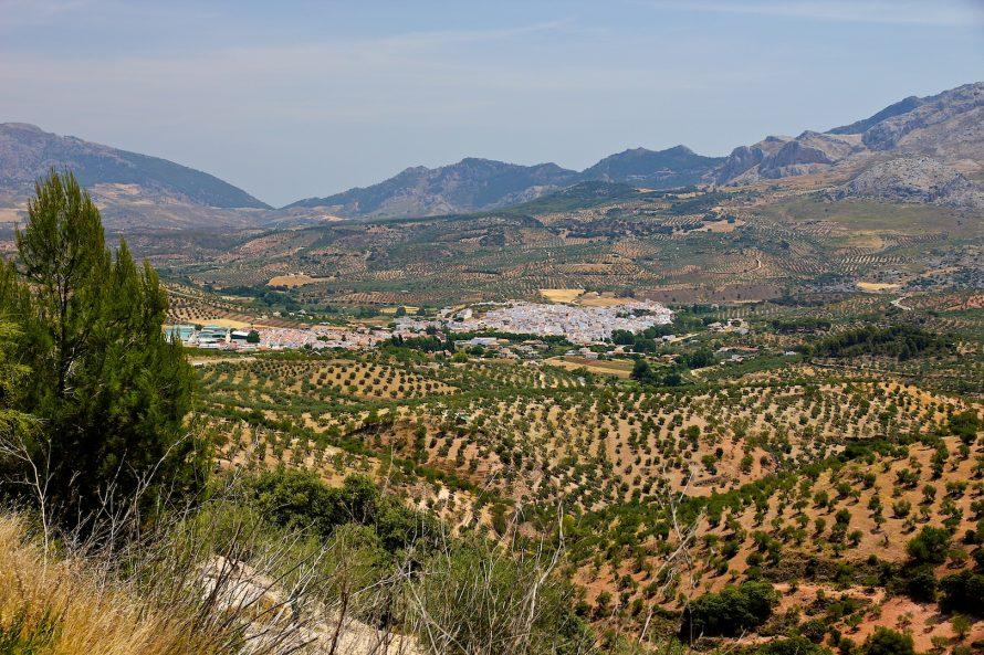 Het witte dorp El Burgo