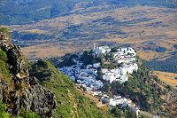 das Dorf Casares