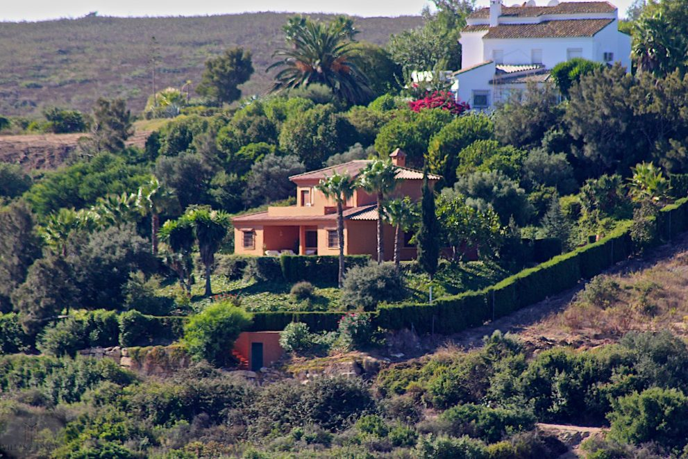 Country property Manilva