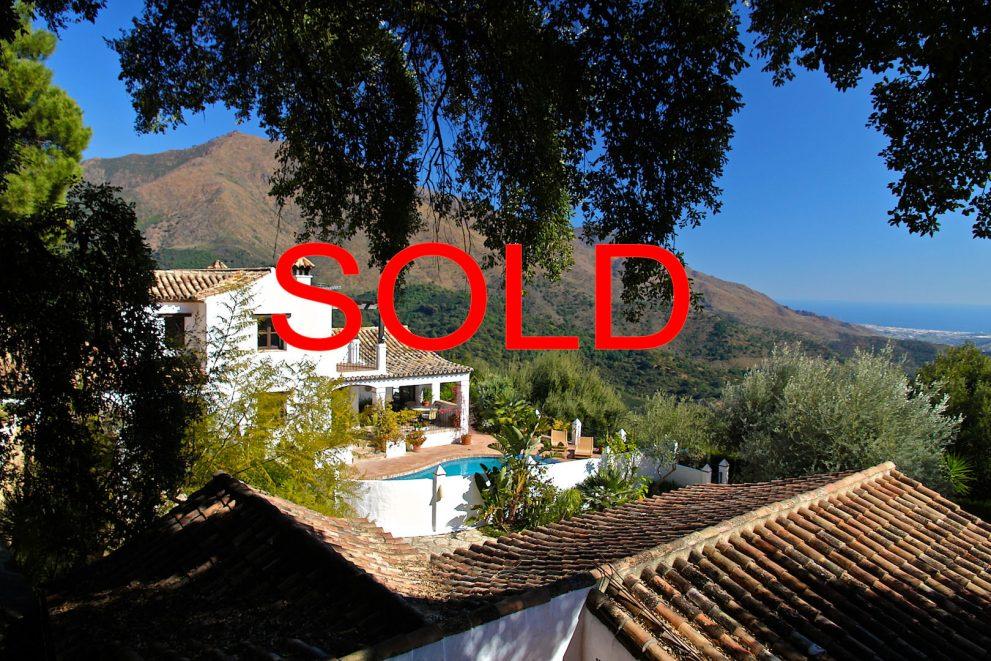Country villas sold