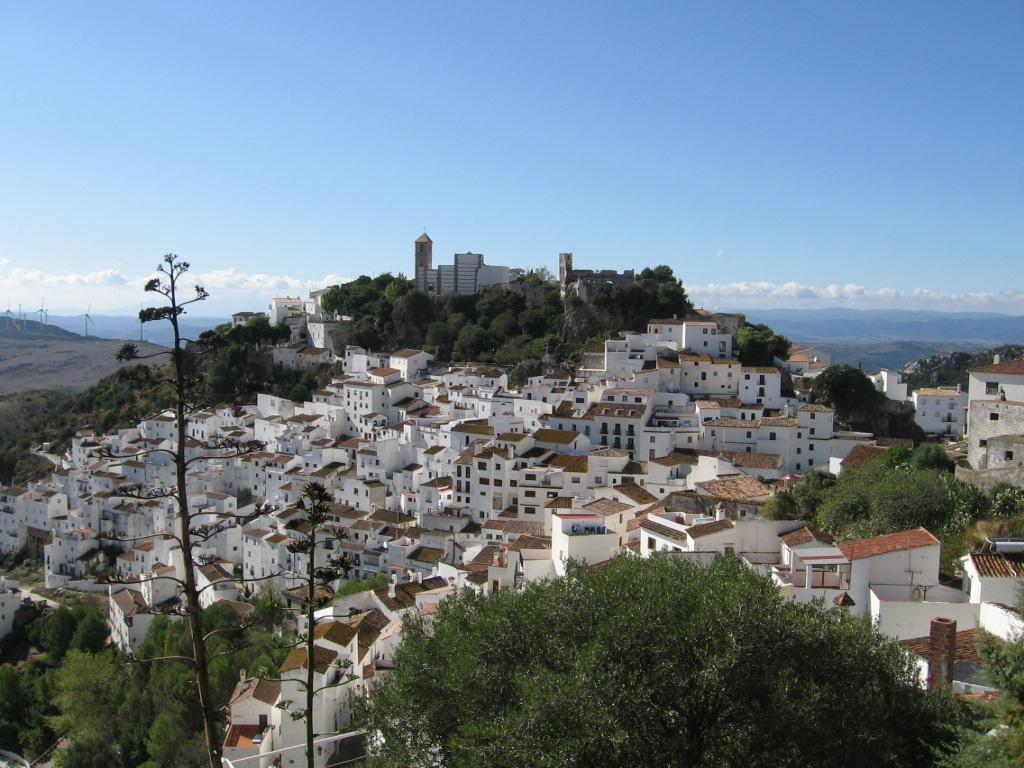 Het witte dorp Casares