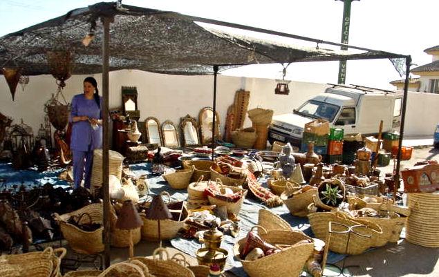 Manilva Flee market