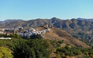 Pueblo de Alora Andalucía