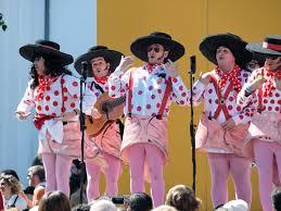 Carnival in Cadiz
