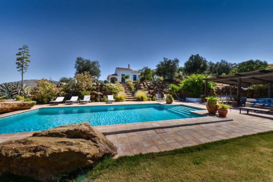 Country villa in Casaraboneln
