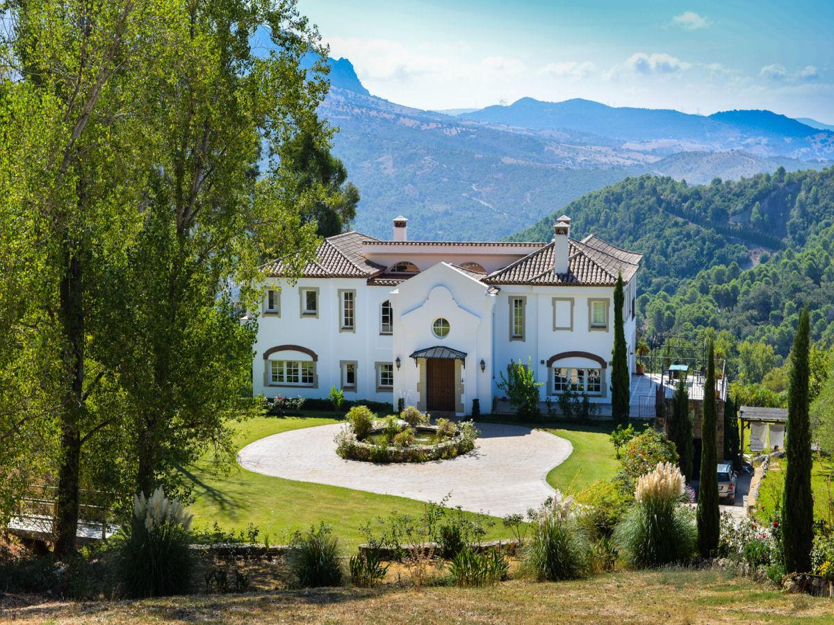 Villa de lujo Gaucin