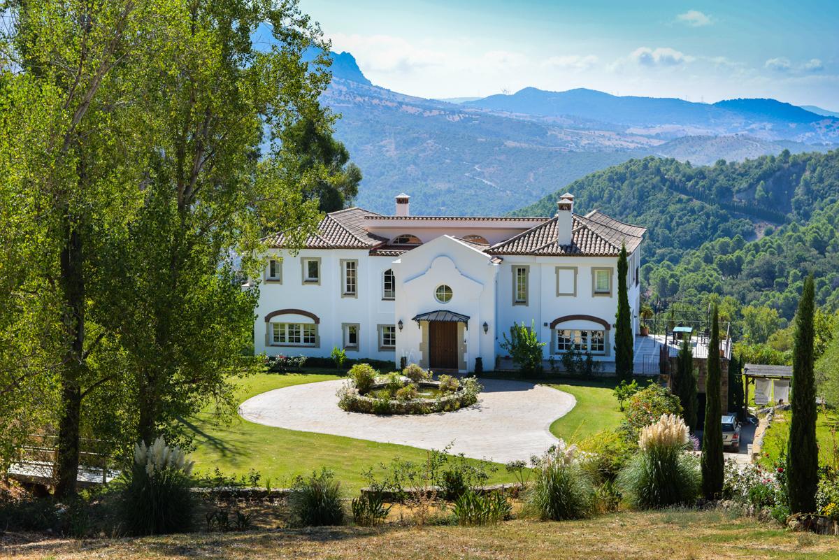 Country house Gaucin