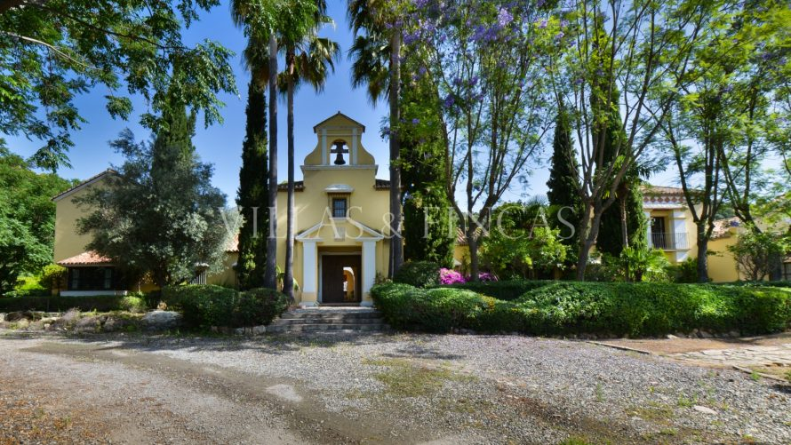 luxury estate Gaucin