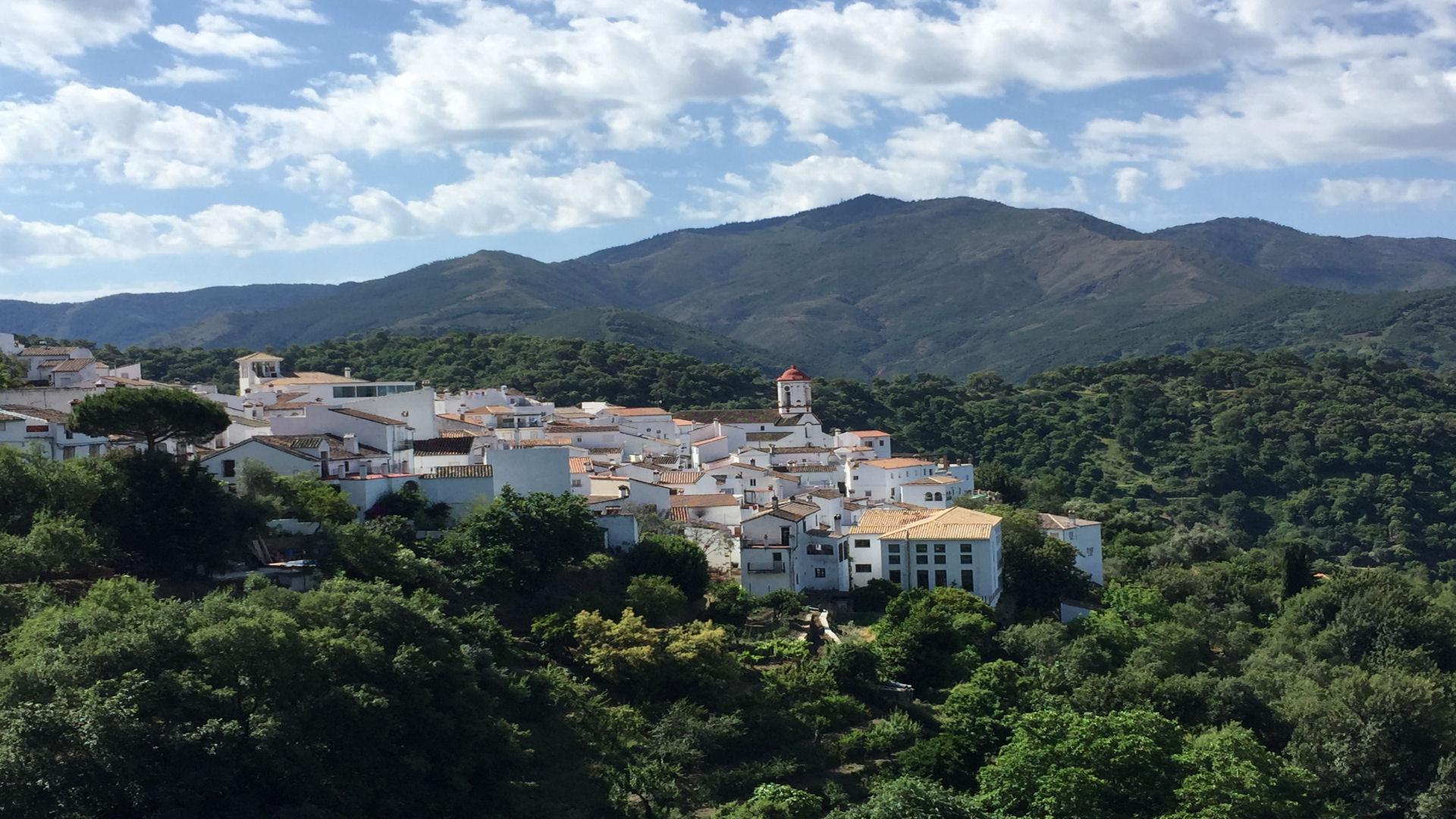 village of Genalguacil