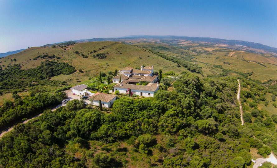 Country house Gaucin La Hoya