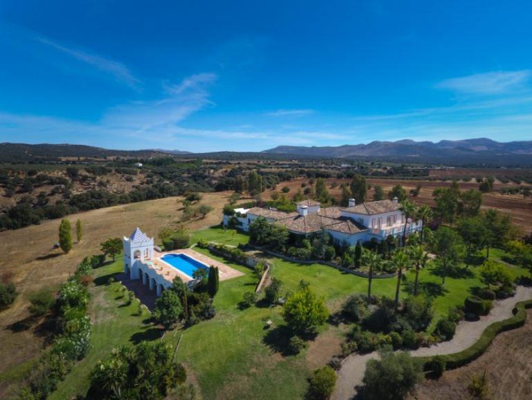 Villa Arriate