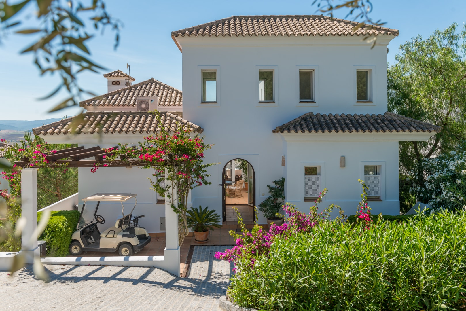beaitiful villa Benalup