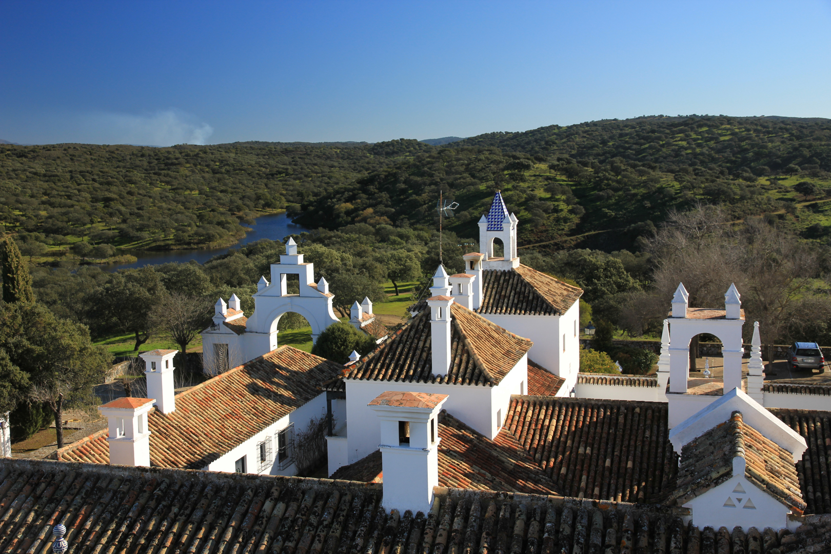 Andalusian life Hunting Estate