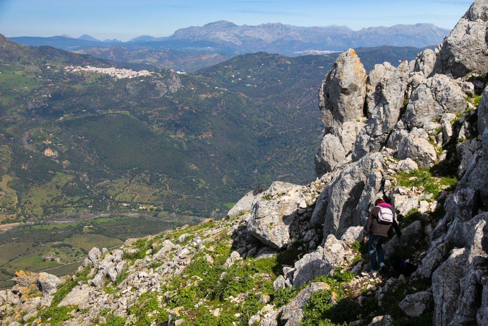 Summer in Casares Sierra Crestellina