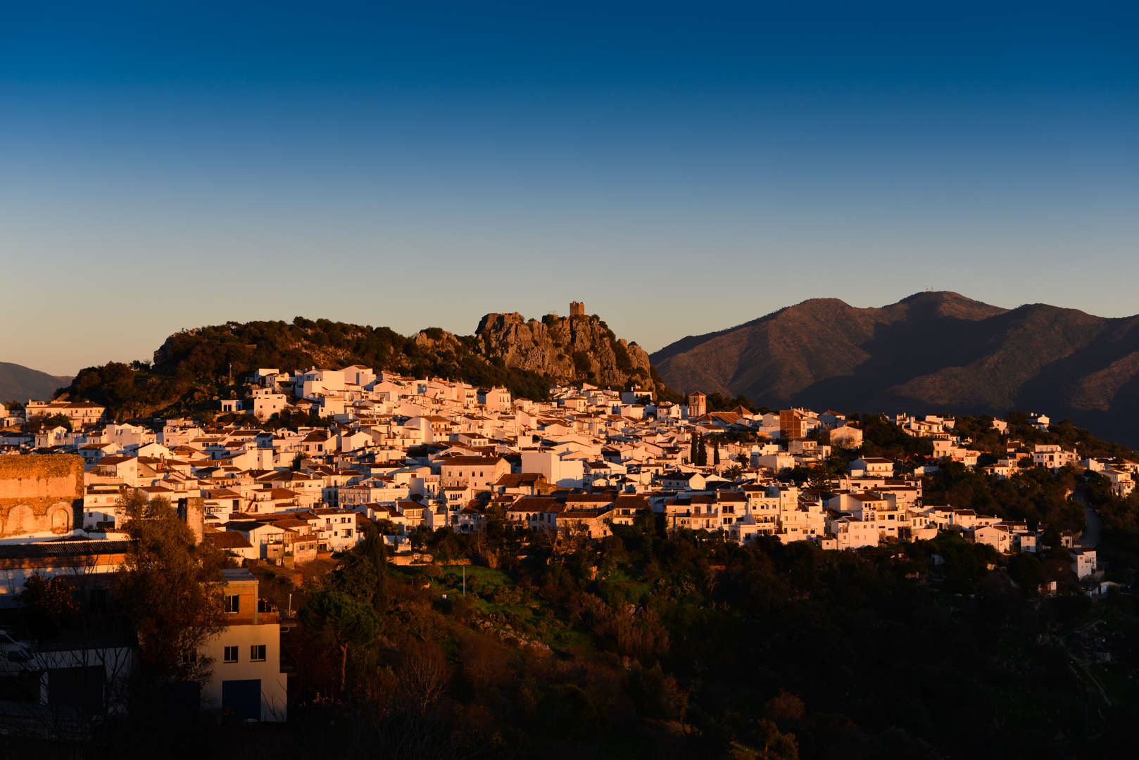 Gaucin, Andalusia