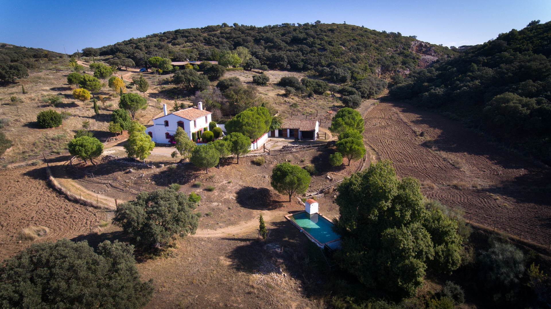 Enchanting Cortijo near Antequera
