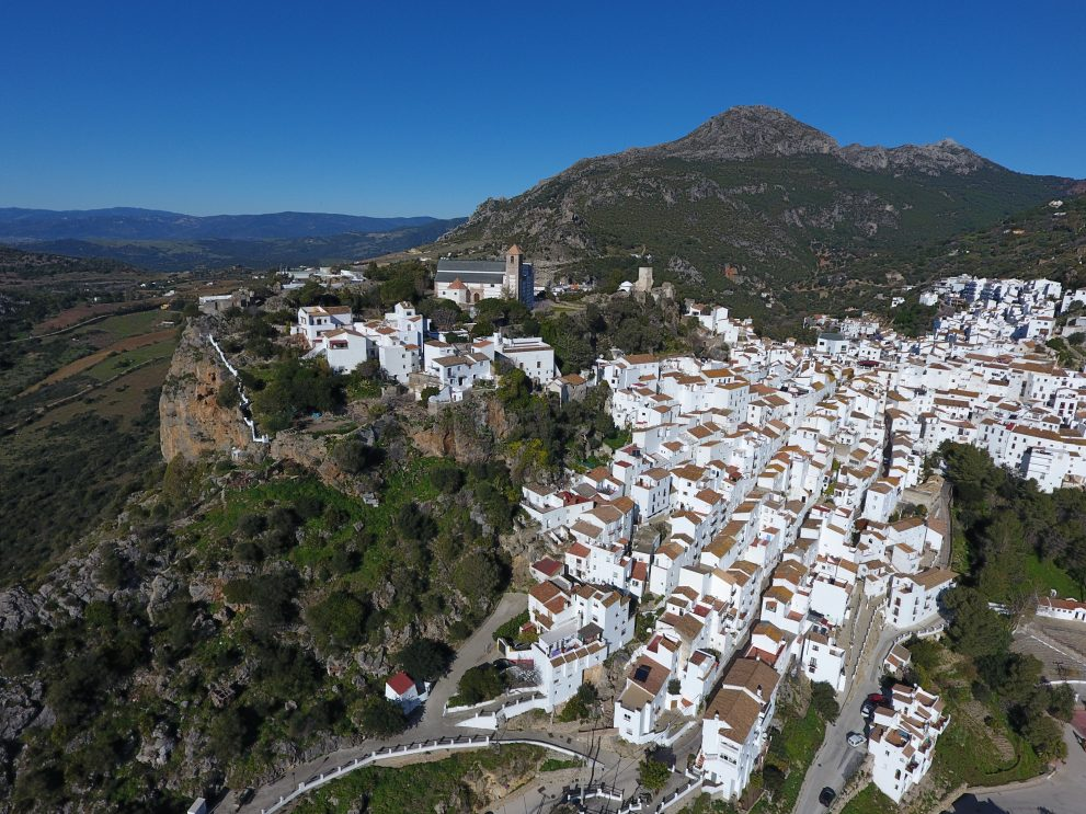 Casares Living in Andalusia