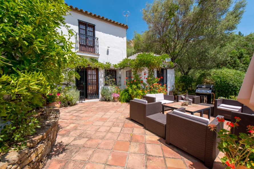 Andalusian Summer Living