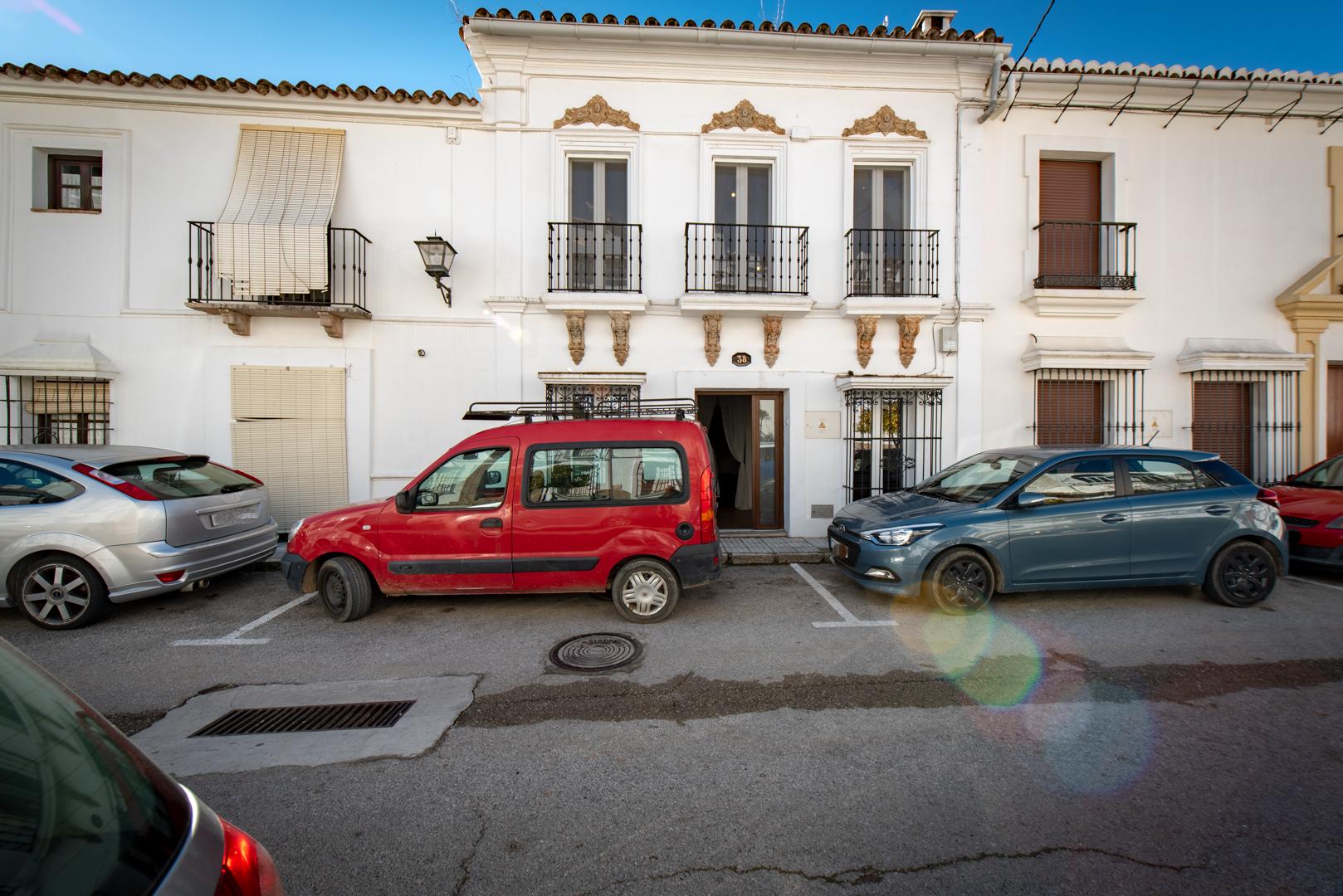 Calle Larga Gaucin