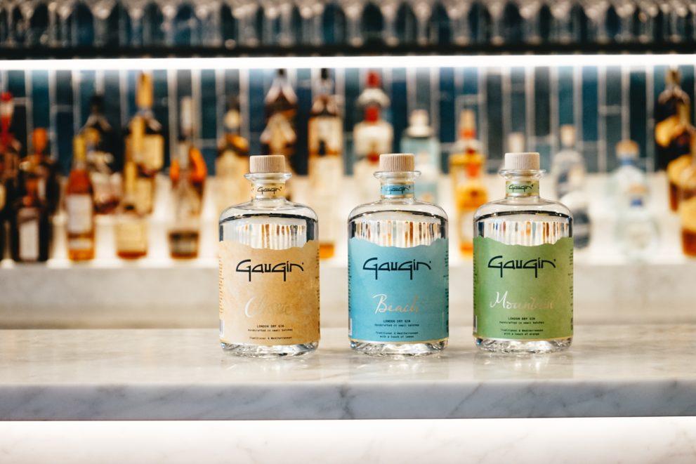 Luxury Gin Gaugin