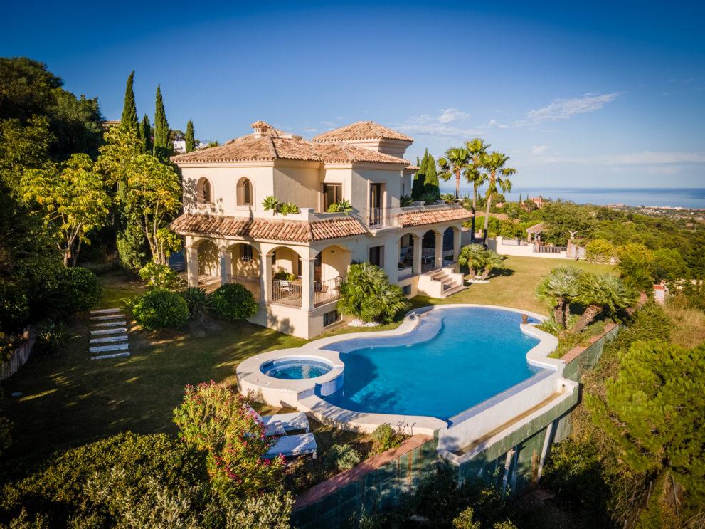 Andalusia luxury villa