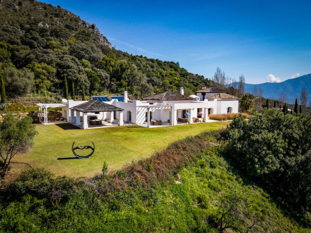 country properties Andalusia