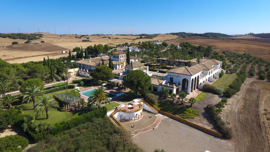 country estate in Andalucia
