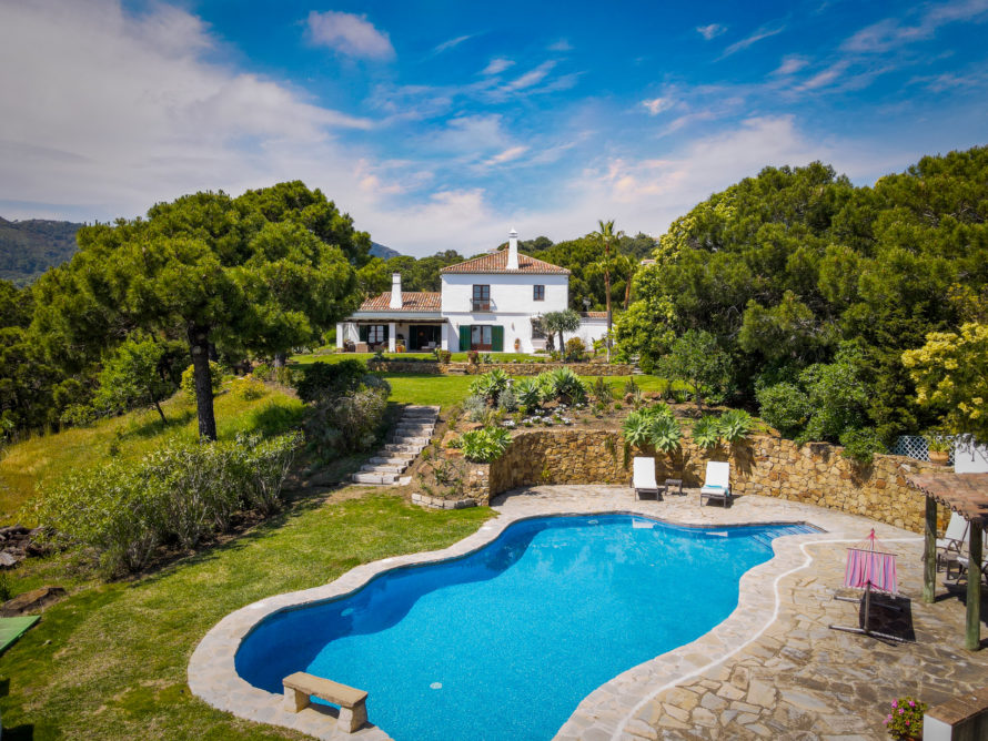 country villa for sale in Andalucia
