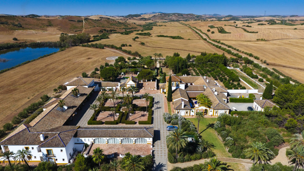 country estate Andalucia